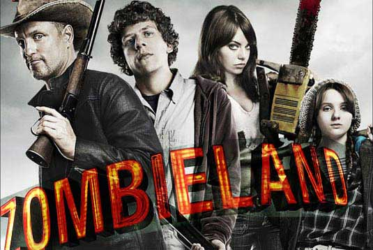 Zombieland at The Kavanagh Cinema, Herne Bay - Zombie Films